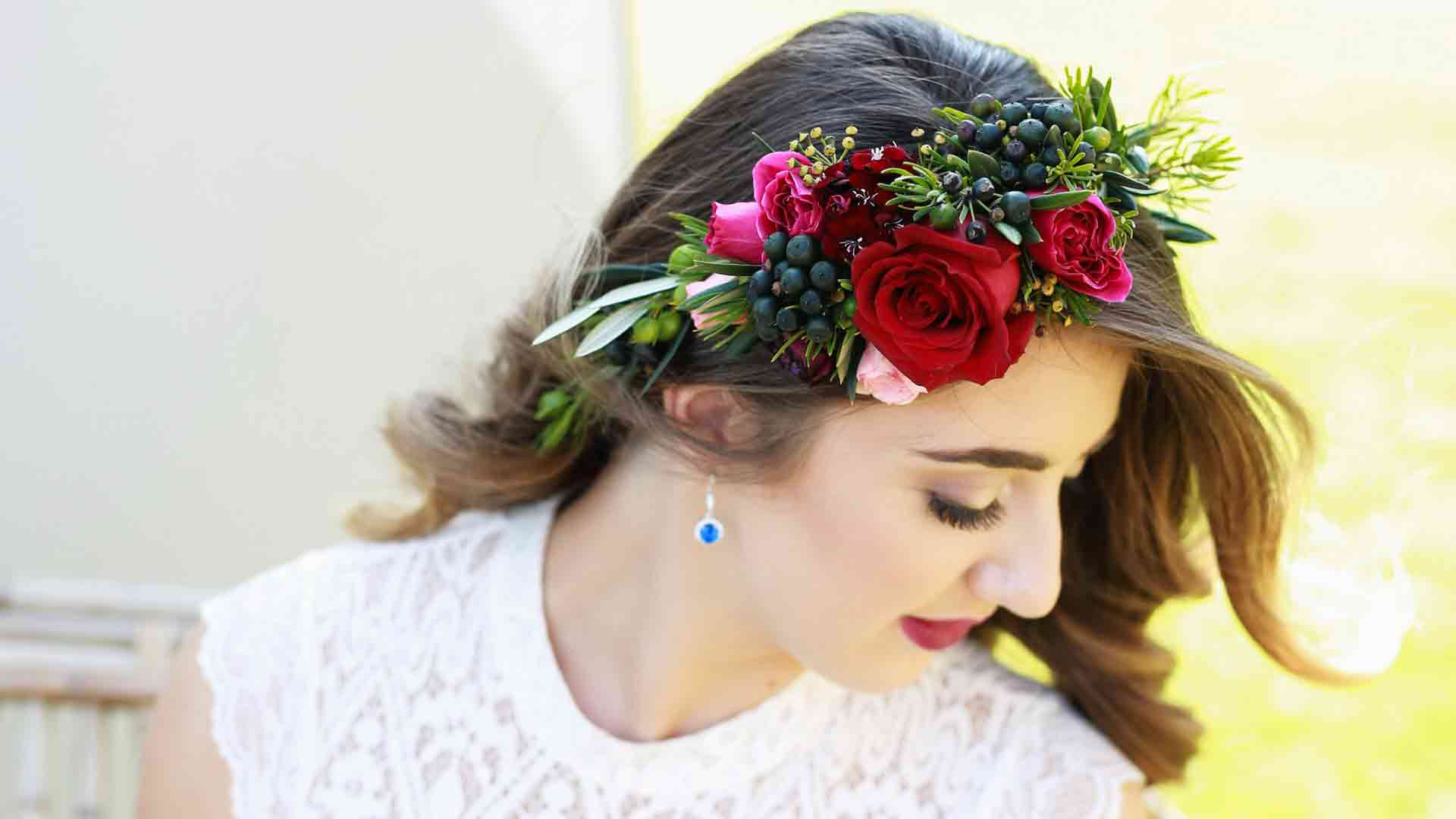 Flower power: How to make Queen Bey's floral crown